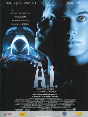 Artificial Intelligence: AI 600x800