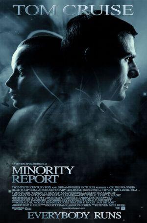 Minority Report 650x990