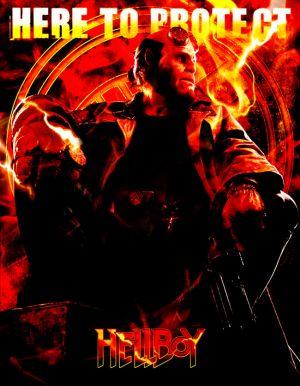 Hellboy 650x836