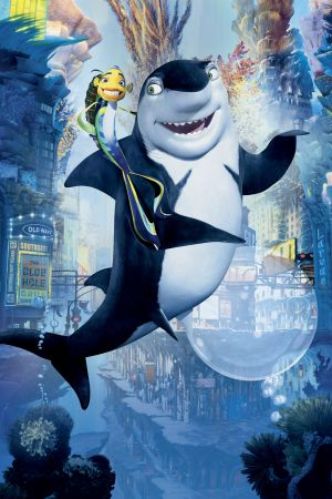 Shark Tale 2000x3000