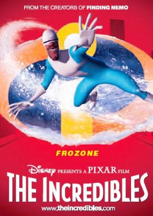The Incredibles 355x499