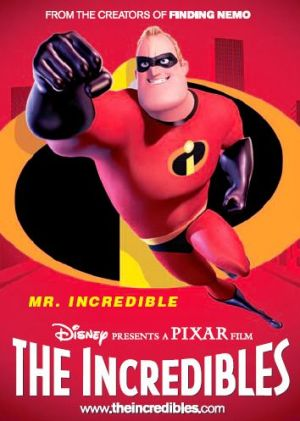 The Incredibles 354x497