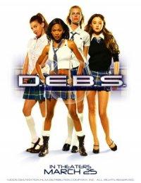 Spy Girls - D.E.B.S. poster