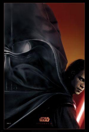Star Wars: Episodio III - La venganza de los Sith 2700x4000