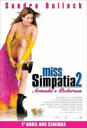 Miss Congeniality 2: Armed & Fabulous 550x811