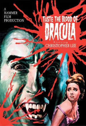Taste the Blood of Dracula Cover