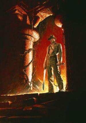 Indiana Jones and the Temple of Doom 1994x2844