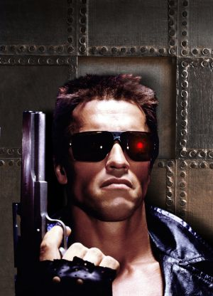 The Terminator Key art
