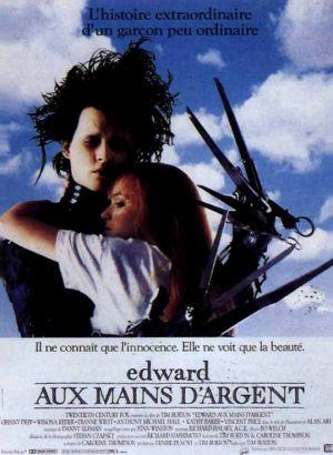Edward Scissorhands 539x736