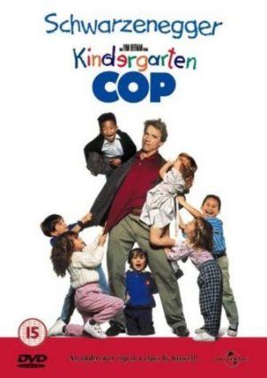 Kindergarten Cop 336x475