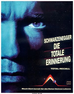 Total Recall - Die totale Erinnerung 1371x1740