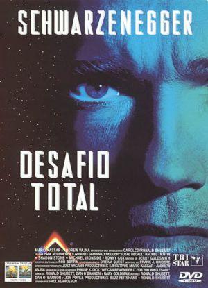 Total Recall - Die totale Erinnerung 382x528