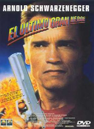 Last Action Hero Cover
