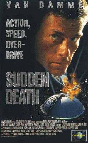 Sudden Death 497x800