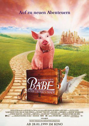 Schweinchen Babe in der großen Stadt 826x1168
