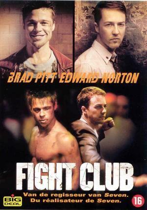 Fight Club 300x429