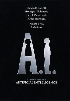 Artificial Intelligence: AI 600x863
