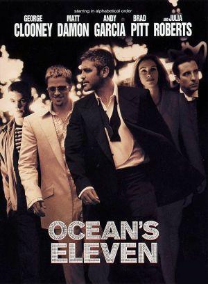 Ocean's Eleven 600x815