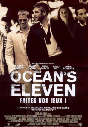 Ocean's Eleven 541x781