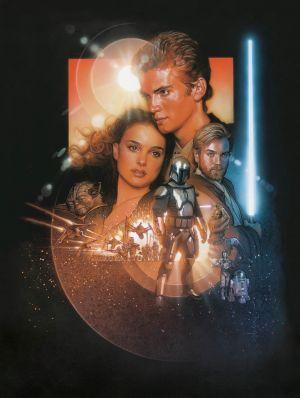 Star Wars: Episodio II - El ataque de los clones 2188x2900