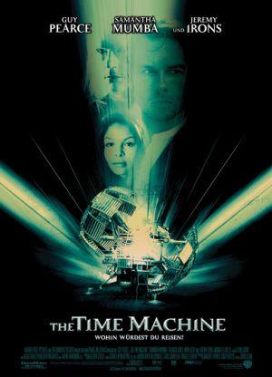 The Time Machine 505x700
