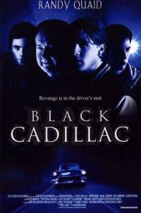 Black Cadillac poster