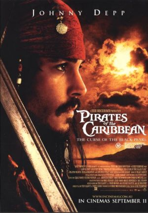 Pirates of the Caribbean: The Curse of the Black Pearl 553x799