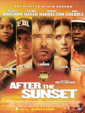 After the Sunset Advance poster