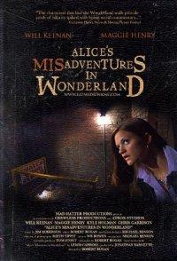 Alice's Misadventures in Wonderland poster