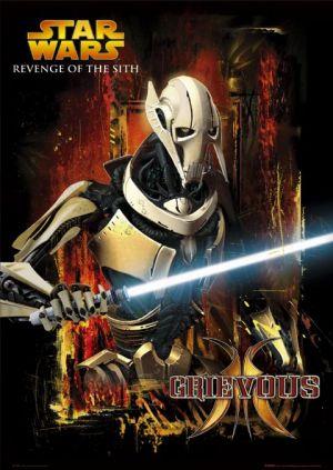 Star Wars: Episodio III - La venganza de los Sith 480x676