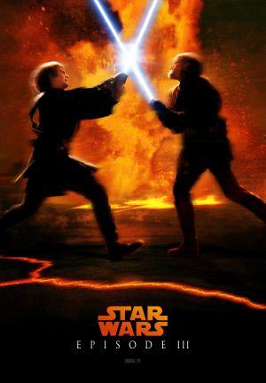 Star Wars: Episodio III - La venganza de los Sith 1493x2149