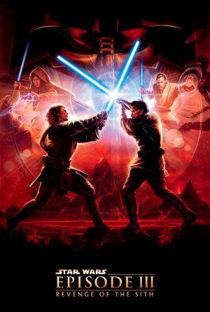 Star Wars: Episodio III - La venganza de los Sith 1250x1860