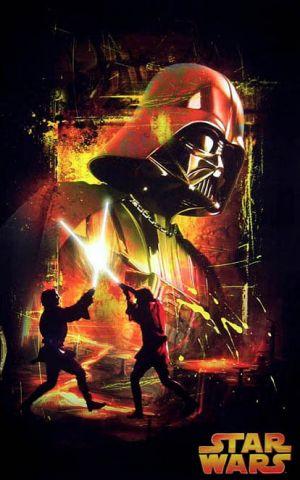 Star Wars: Episodio III - La venganza de los Sith 414x663