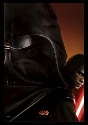 Star Wars: Episodio III - La venganza de los Sith 989x1400