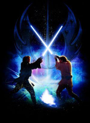 Star Wars: Episodio III - La venganza de los Sith 400x543