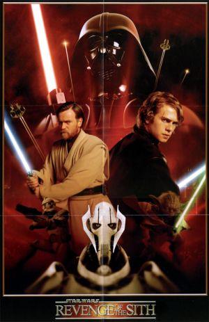 Star Wars: Episodio III - La venganza de los Sith 500x771