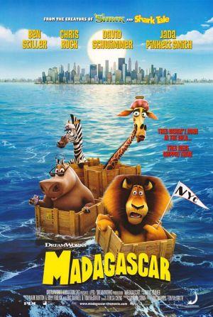 Madagascar 507x755