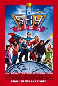 Sky High - Diese Highschool hebt ab! poster