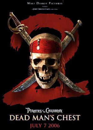 Pirates of the Caribbean: Dead Man's Chest 500x700