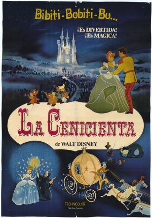 Cinderella 580x835