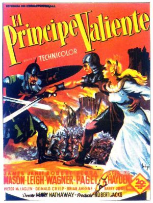 Prince Valiant 902x1200