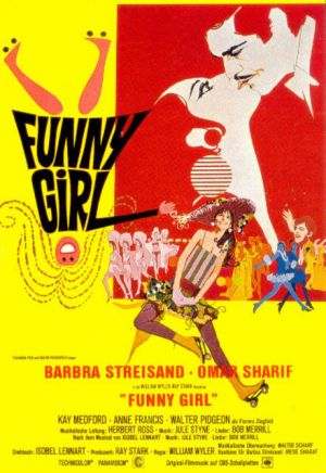 Funny Girl 440x640