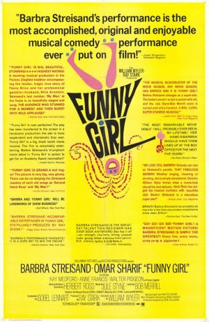 Funny Girl 580x894