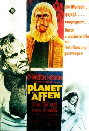 Planet of the Apes 480x700