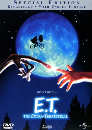 E.T. the Extra-Terrestrial 570x800