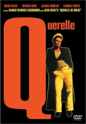 Querelle Dvd cover