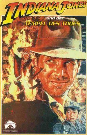 Indiana Jones and the Temple of Doom 480x744