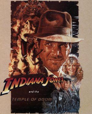 Indiana Jones and the Temple of Doom 1524x1883