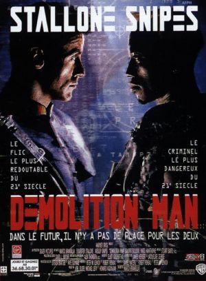 Demolition Man 539x733
