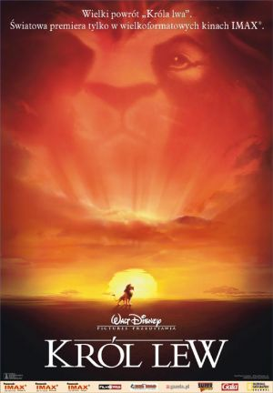 The Lion King 555x800